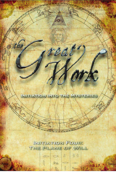 N/A – The great work vol 4 - initiation into the mysteries fra bog & mystik