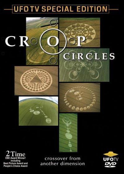 N/A – Crop circles -crossovers from another dimension - korncirkler - 3 dvdere fra bog & mystik
