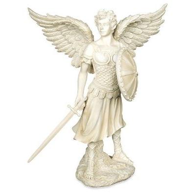 Engel - Ærkeenglen Michael- Angelstar - 22cm