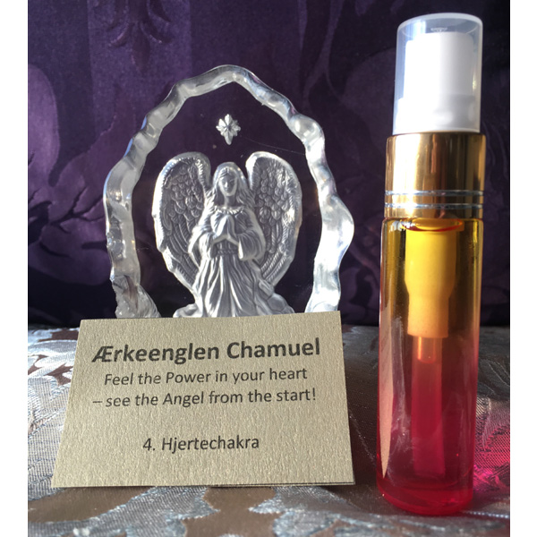 Image of   Engleparfume - Ærkeenglen Chamuel