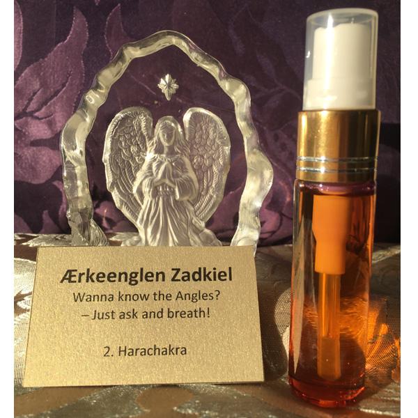 Image of   Engleparfume - Ærkeenglen Zadkiel