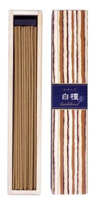 Image of   Kayuragi - Sandalwood - Japansk røgelse