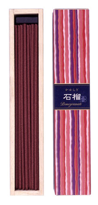 Kayuragi - Granatæbel - Japansk røgelse