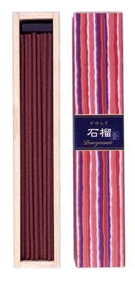 Image of   Kayuragi - Granatæbel - Japansk røgelse