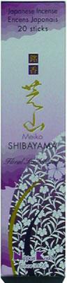 Meiko shibayama  -  floral sandelwood - japansk røgelse fra N/A på bog & mystik