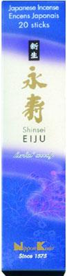 Shinsei eiju  -  herbal woody sandelwood - japansk røgelse fra N/A fra bog & mystik