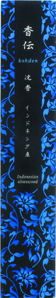 Kohden - Spicy Aloeswood - Japansk røgelse
