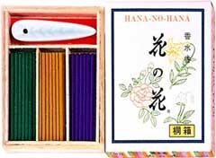 Image of   Japansk Røgelse - Hana-No-Hana
