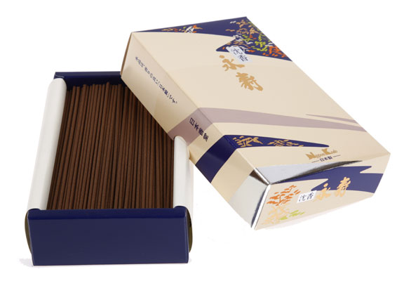 Image of   Jinkoh Eiju - Aloeswood - Big Box - Japansk røgelse