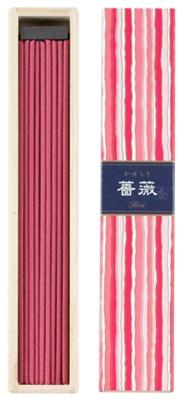 Kayuragi - Rose - Japansk røgelse