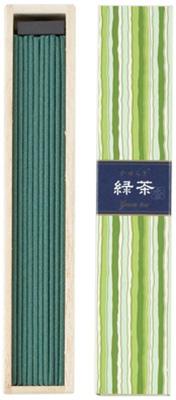 Image of   Kayuragi - Grøn Te - Japansk røgelse
