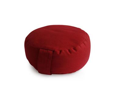 Lotus Meditationspude - Meditationspude til børn - Rød
