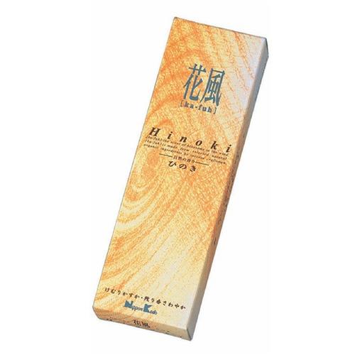 N/A Ka fuh - hinoki - japansk røgelse fra bog & mystik