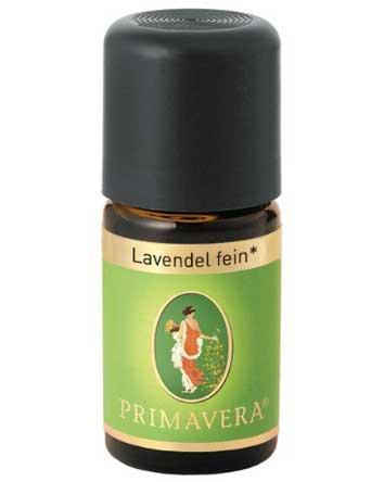 Lavendel  -  Økologisk Olie - 5ml - Primavera