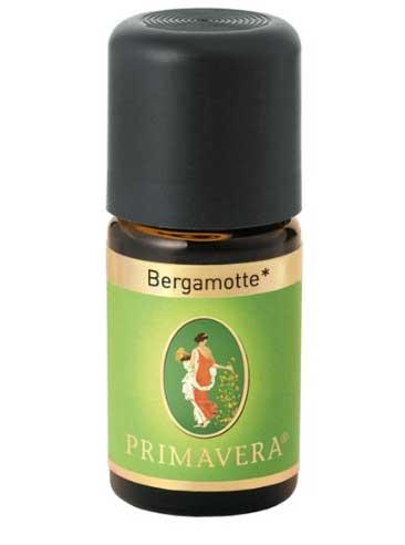 Image of   Bergamot - Økologisk Olie - 5ml - Primavera