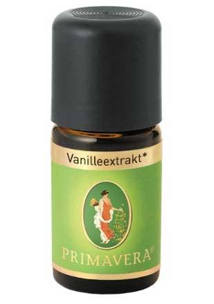 Image of   Vanilla - Økologisk Olie - 5ml - Primavera