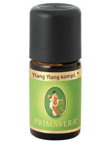 Ylang Ylang  -  Økologisk Olie -5ml - Primavera