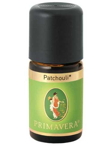 Patchouli  -  Økologisk Olie - 5ml - Primavera