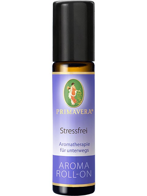 N/A – Primavera stress free roll-on - 10 ml fra bog & mystik