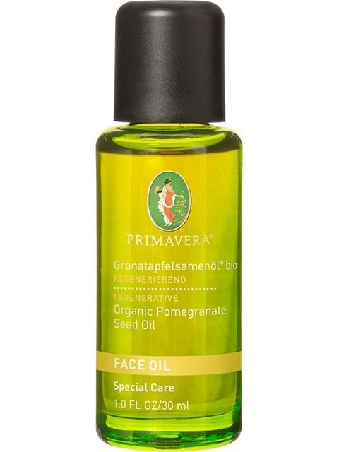 økologisk granatæble olie - 30ml - primavera fra N/A fra bog & mystik