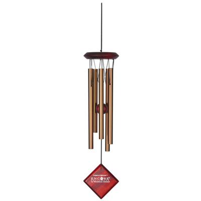Vindklokke Merkur bronze - 35cm - Vindspil