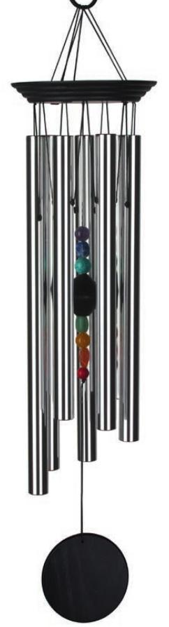 Vindklokke Chakra - 63cm - Vindspil