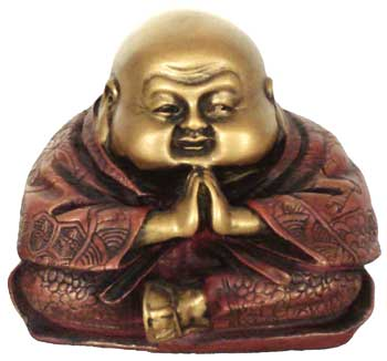 Image of   Happy Buddha - 6 cm