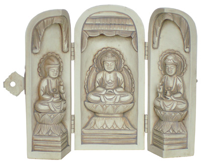 Image of   Buddha Alter - 10cm