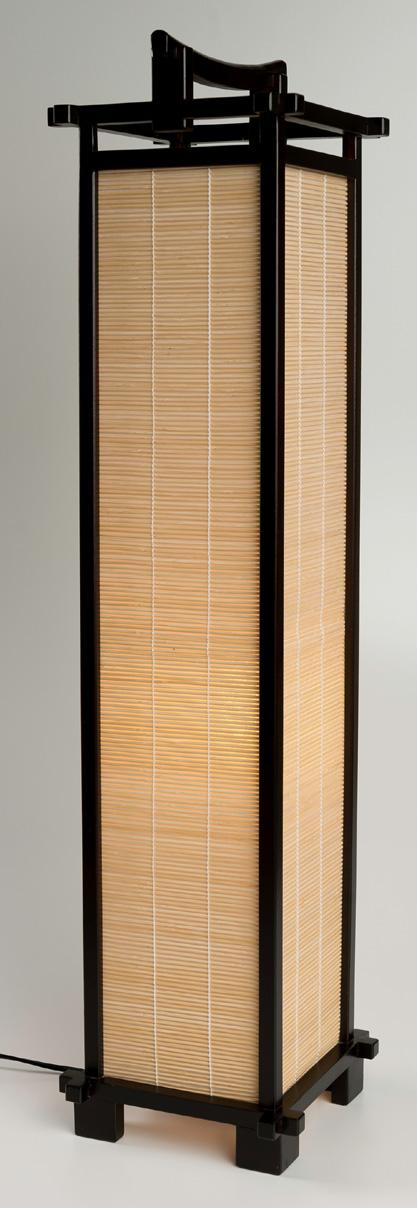 Image of   Japansk lampe
