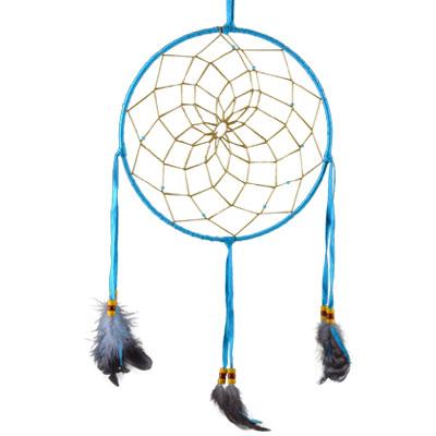 Drømmefanger - navajo turquoise fra N/A fra bog & mystik