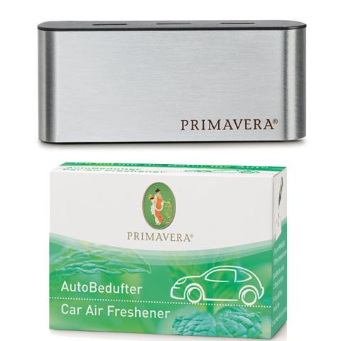 Image of   Primavera bil duftfrisker