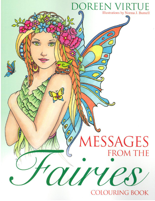 Messages from the Fairies - Malebog