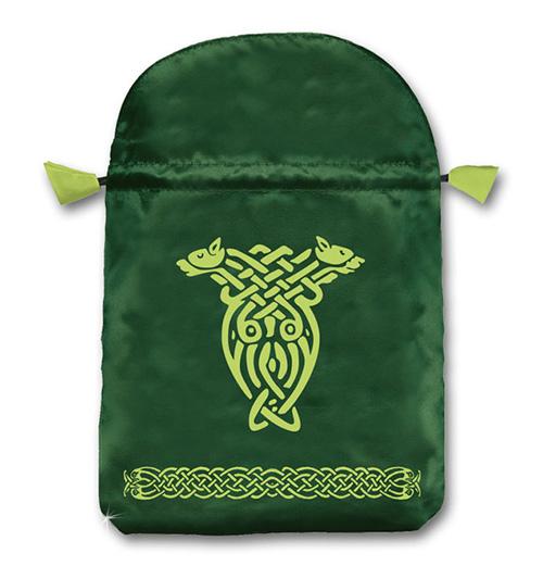N/A – Tarotkort / englekort pose - keltisk fra bog & mystik