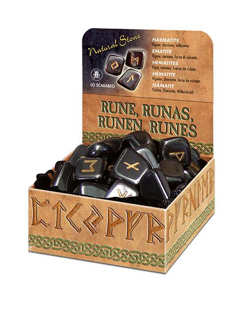 Runesæt - Hæmatit
