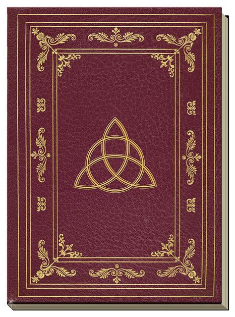 Notesbog - wicca fra N/A fra bog & mystik