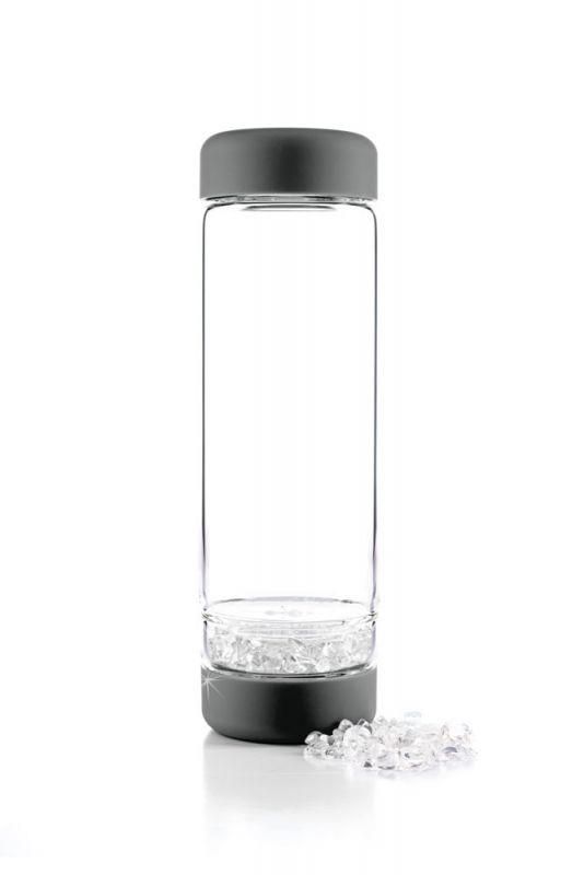 Image of   Inu! flaske - Lava Gray - VitaJuwel