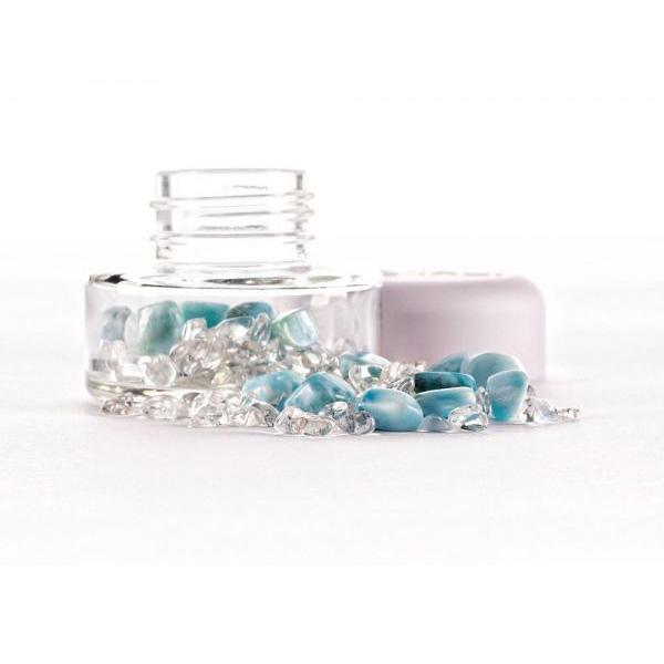 Image of   inu! Larimar - krystal blanding - VitaJuwel