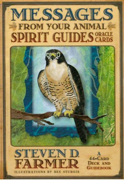 N/A Messages from your animal spirit guides oracle cards på bog & mystik