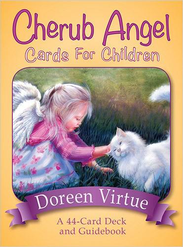 N/A Cherub angel - englekort til børn på engelsk på bog & mystik