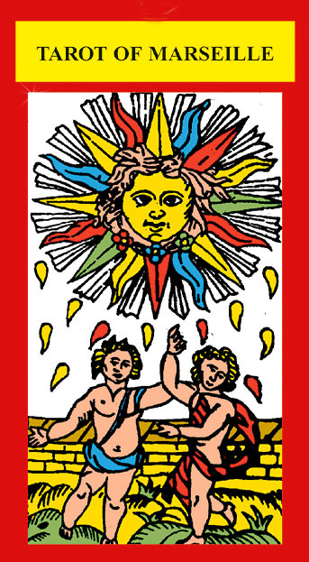 Image of   Tarot of Marseille
