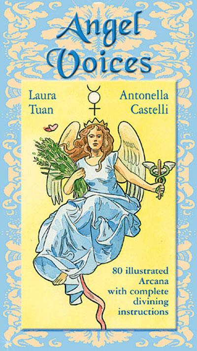 Angel voices fra N/A fra bog & mystik
