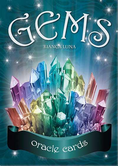 Gems oracle cards fra N/A på bog & mystik
