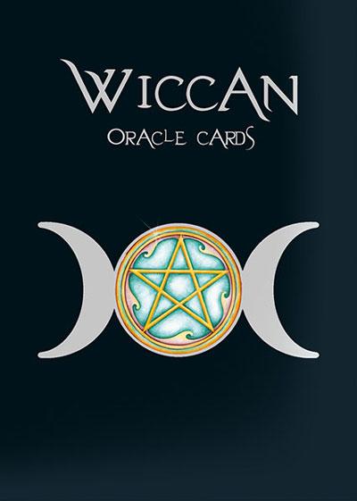 N/A Wiccan oracle cards på bog & mystik