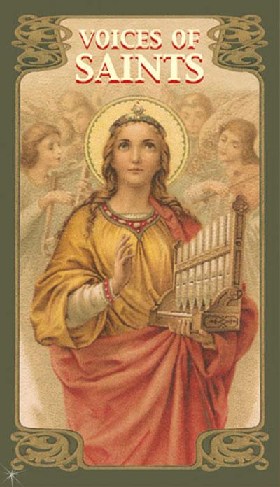 N/A – Voices of saints på bog & mystik