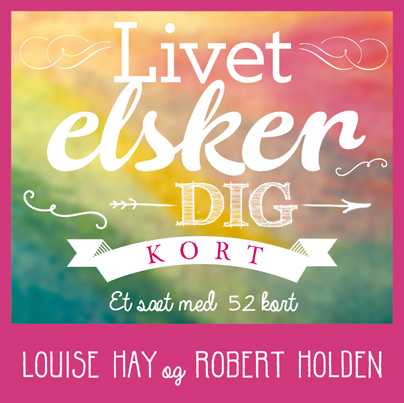 N/A Livet elsker dig - louise l hay fra bog & mystik