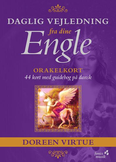 N/A Daglig vejledning fra dine engle - på dansk - doreen virtue fra bog & mystik