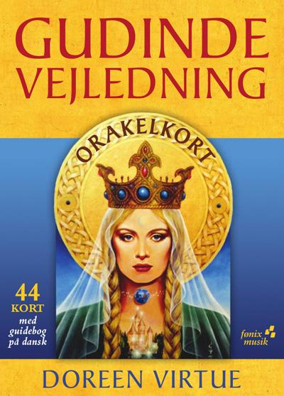 Gudinde vejledning - doreen virtue - på dansk fra N/A fra bog & mystik