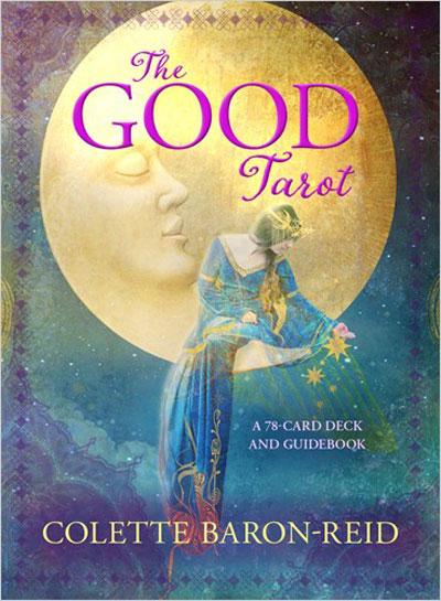 N/A The good tarot på bog & mystik