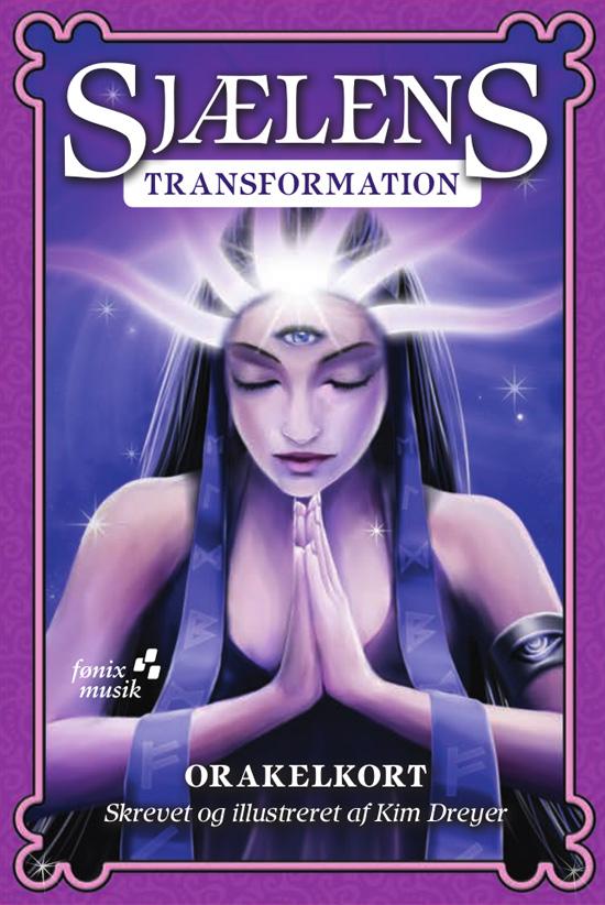 N/A – Sjælens transformation - orakelkort - udkommer ultimo august 2017 på bog & mystik