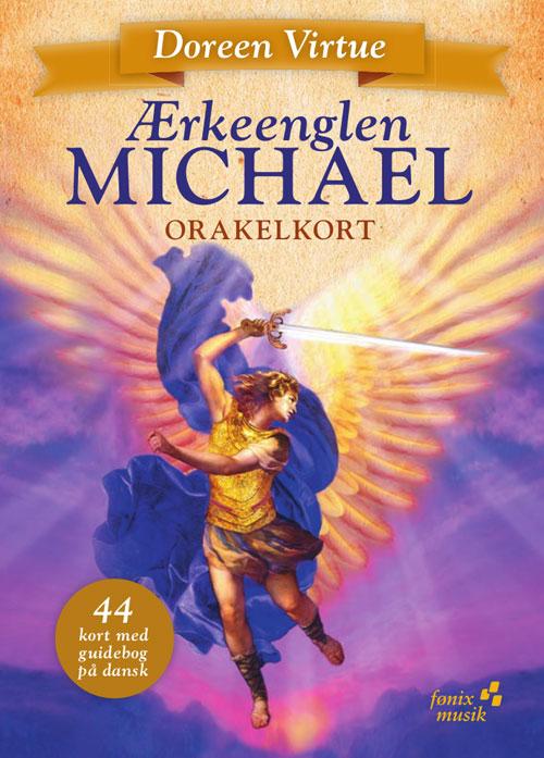 N/A ærkeenglen michael - orakelkort - doreen virtue - udkommer ultimo august 2017 fra bog & mystik